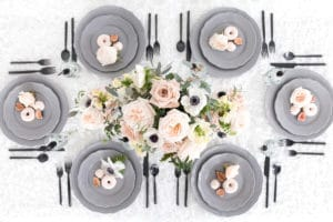 Visuels communication wedding planner