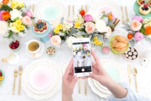Intérêt Instagram Blog Wedding Planner