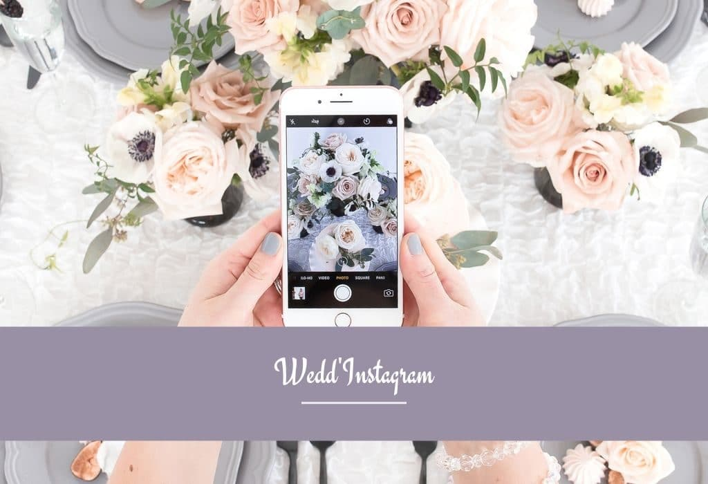 Formation instagram wedding Planner