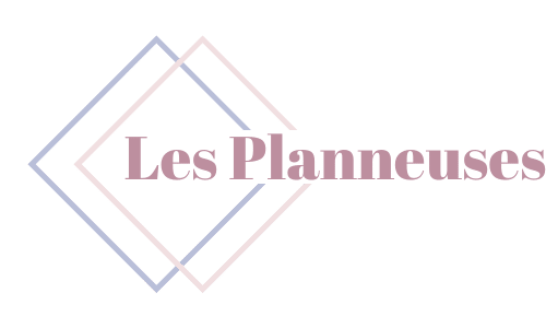 Logo Les Planneuse Blog Formation Wedding Planner