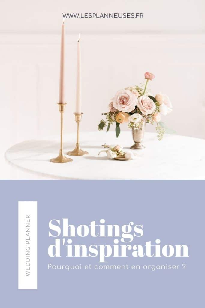 shooting d'inspiration mariage wedding planner